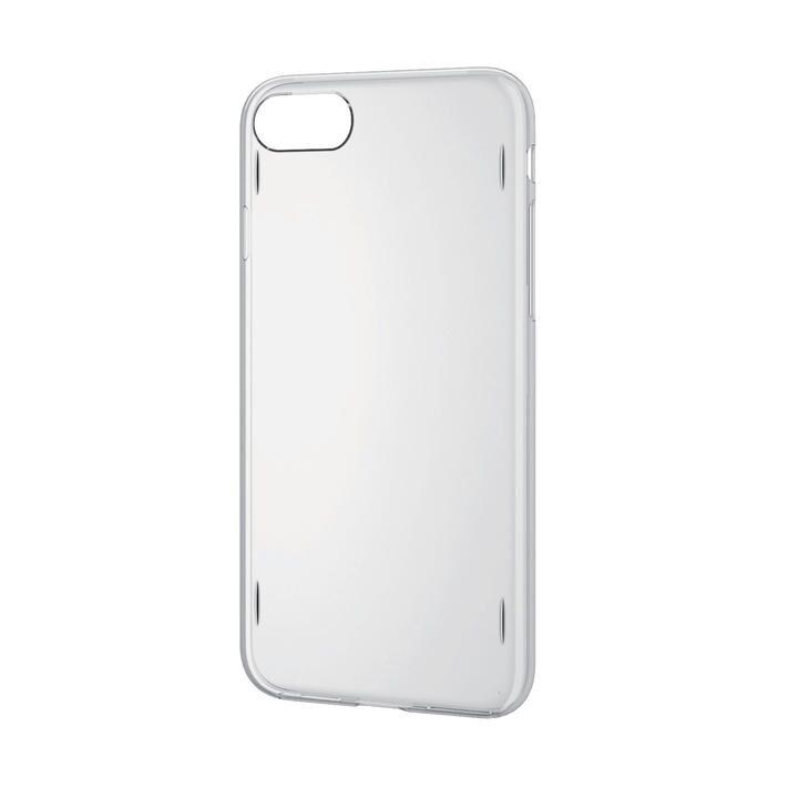iPhone8/7/6s/6 ケース ハードケース AQUA クリア iPhone SE 第2世代/8/7_0