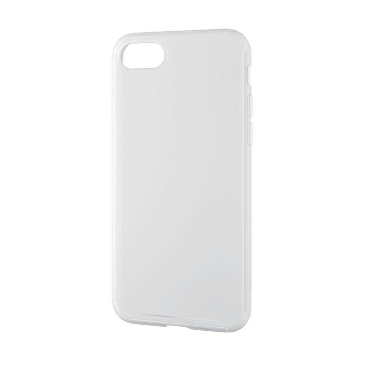 iPhone8/7/6s/6 ケース ハイブリッドケース シリコン クリア iPhone SE 第2世代/8/7_0
