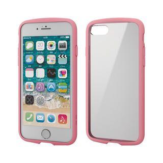 iPhone SE 第2世代 ケース TOUGH SLIM LITE フレームカラー ピンク iPhone SE 第2世代/8/7