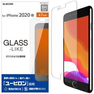 iPhone SE 第2世代 フィルム 液晶保護フィルム ユーピロン iPhone SE 第2世代/8/7