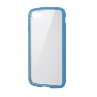 iPhone SE 第2世代 ケース TOUGH SLIM LITE フレームカラー ブルー iPhone SE 第2世代/8/7