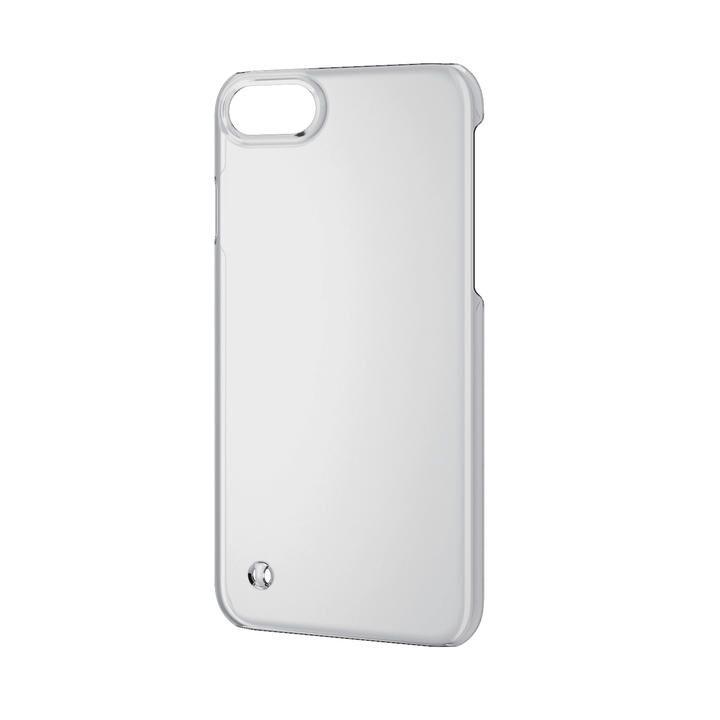 iPhone8/7/6s/6 ケース ハードケース ストラップホール付 クリア iPhone SE 第2世代/8/7_0