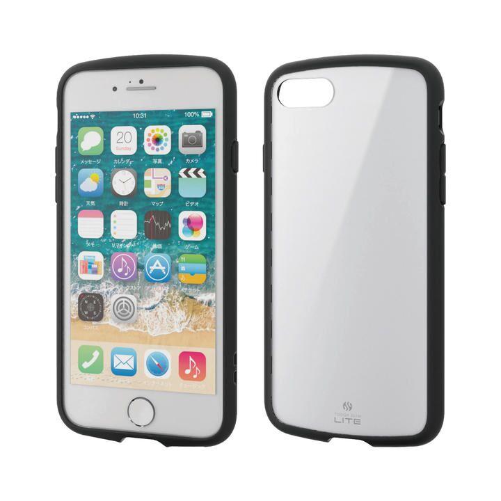 iPhone8/7/6s/6 ケース TOUGH SLIM LITE ホワイト iPhone SE 第2世代/8/7_0