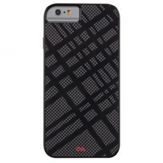 【iPhone6ケース】カーボンファイバー フュージョン ケース ブラック iPhone 6_1