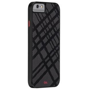 【iPhone6ケース】カーボンファイバー フュージョン ケース ブラック iPhone 6_2