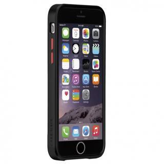 【iPhone6ケース】カーボンファイバー フュージョン ケース ブラック iPhone 6_3
