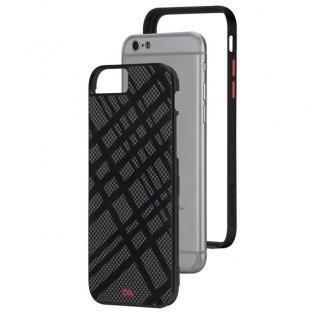 【iPhone6ケース】カーボンファイバー フュージョン ケース ブラック iPhone 6_5