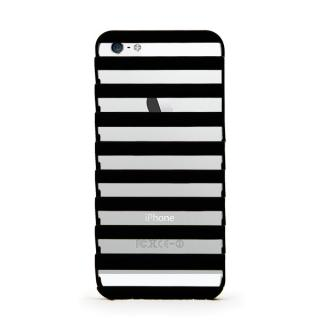 inCUTOUT 切り絵スタイルのiPhone SE/5s/5ケース STEP ブラック
