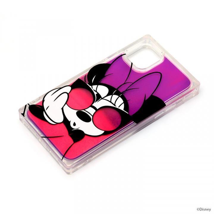 iPhone 11 ケース ネオンサンドケース ディズニー ミニーマウス iPhone 11_0