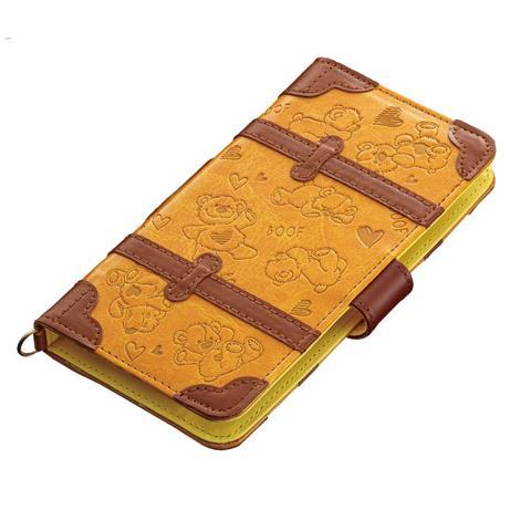 【iPhone6s/6s Plusケース】iDress スージーズー マルチ手帳型ケース トランク 多機種(iPhone/Andoroid)対応_0