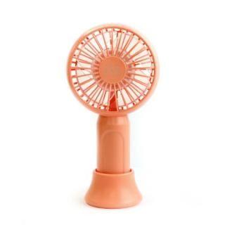 abbi Fan mini 超小型ポータブル扇風機 Orange