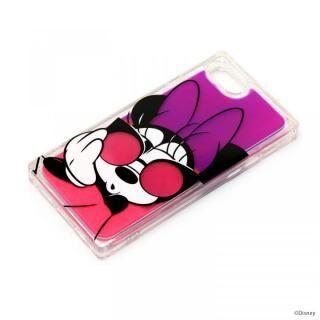 iPhone SE 第2世代 ケース ネオンサンドケース ディズニー ミニーマウス iPhone SE 第2世代/8/7