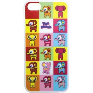 デザインケース ダンファンクカラフル iPhone SE/5s/5ケース