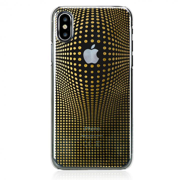 iPhone XS/X ケース Bling My Thing Warp ゴールド iPhone XS/X_0