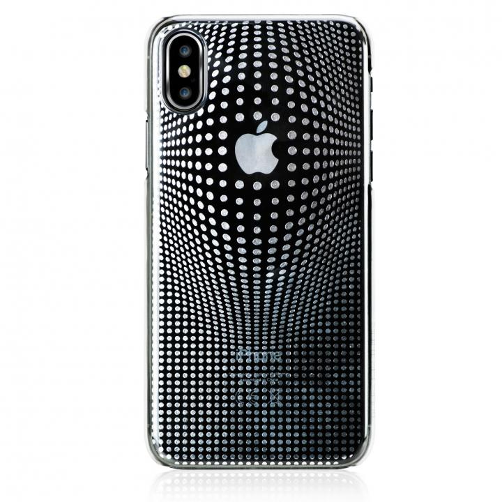 iPhone XS/X ケース Bling My Thing Warp シルバー iPhone XS/X_0