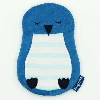 ひんやりおひるね枕 ペンギン MIG-38-2
