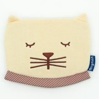 ひんやりおひるね枕 ネコ