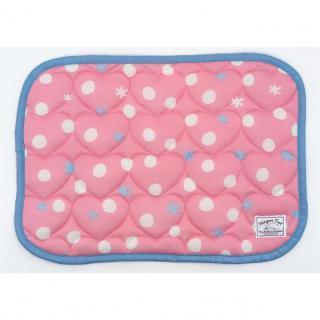 冷感まくらパッド ピンク