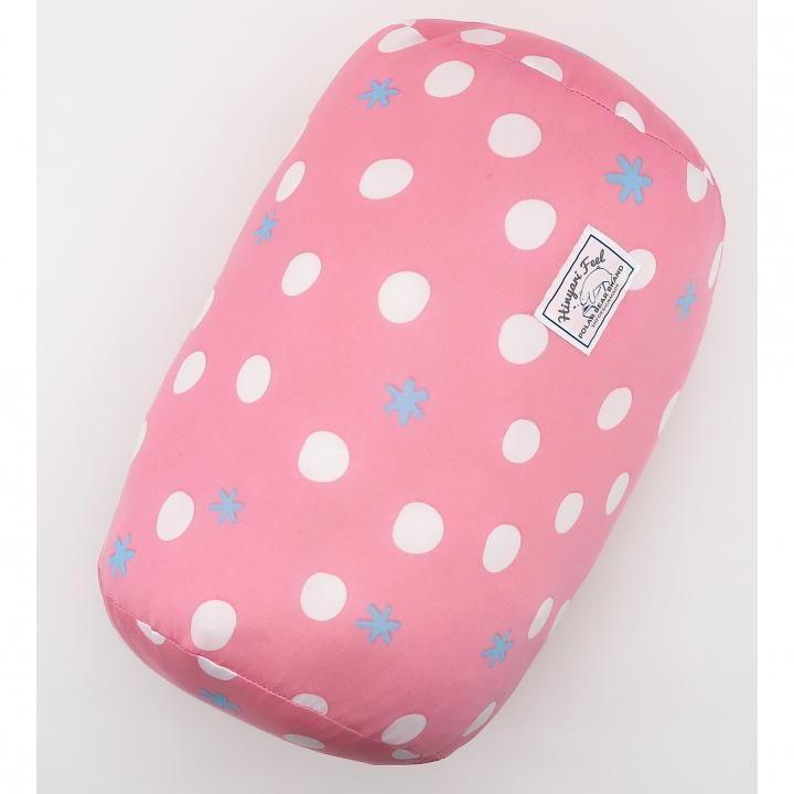 冷感もちもち枕 ピンク