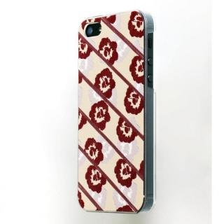 【iPhone SE/5s/5ケース】EXTRA PREVIEW LABEL イロオリ HUBERT FLOWER RED iPhone SE/5s/5ケース_1