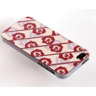 【iPhone SE/5s/5ケース】EXTRA PREVIEW LABEL イロオリ HUBERT FLOWER RED iPhone SE/5s/5ケース_2