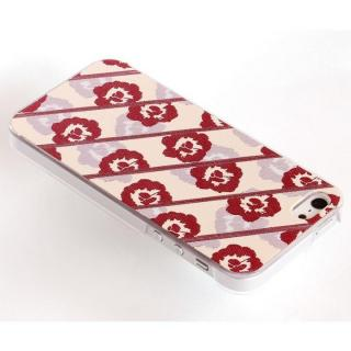 【iPhone SE/5s/5ケース】EXTRA PREVIEW LABEL イロオリ HUBERT FLOWER RED iPhone SE/5s/5ケース_3
