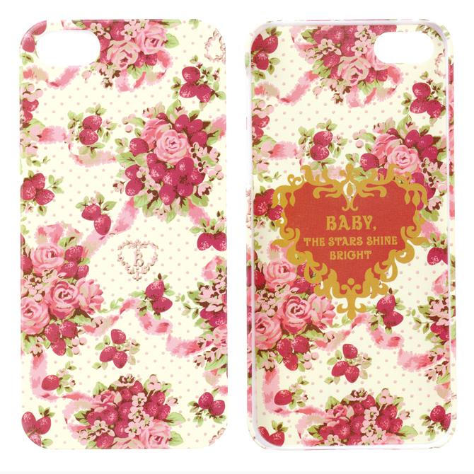 【iPhone SE/5s/5ケース】iPhone SE/5s/5 BABY THE STARS SHINE BRIGHT(シュガーブーケ)_0