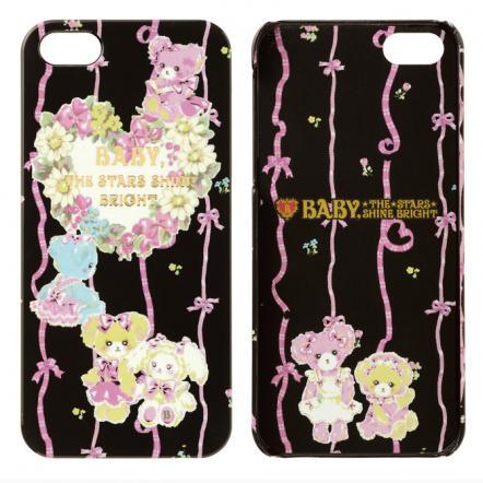 iPhone 5 BABY THE STARS SHINE BRIGHT(なかよしくみゃちゃん)