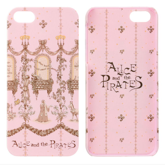 iPhone SE/5s/5 ケース iPhone 5 ALICE and the PIRATES(Poison de lamour)_0