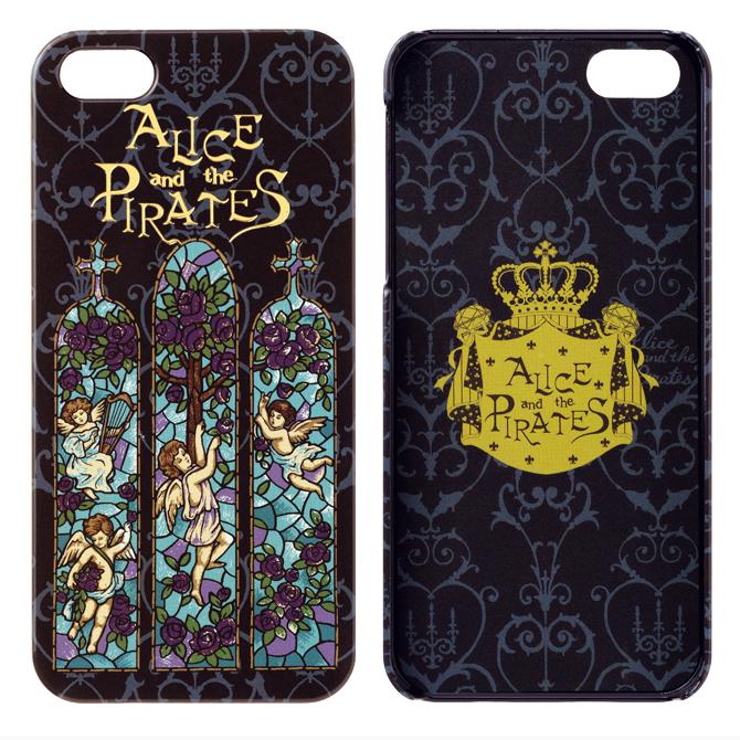 iPhone SE/5s/5 ケース iPhone SE/5s/5 ALICE and the PIRATES(Gloria -美しきガラス窓の聖女-)_0