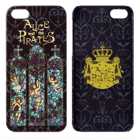 iPhone SE/5s/5 ALICE and the PIRATES(Gloria -美しきガラス窓の聖女-)