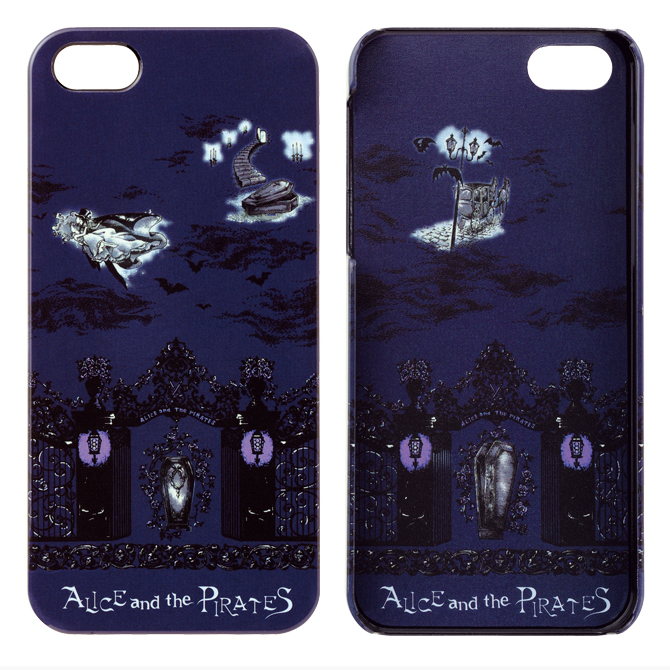 iPhone SE/5s/5 ケース iPhone 5 ALICE and the PIRATES(Vampire Reqiem)_0