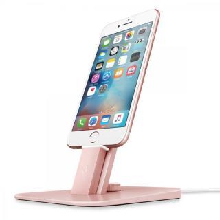 充電スタンド Twelve South HiRise Deluxe for iPhone/iPad ローズゴールド