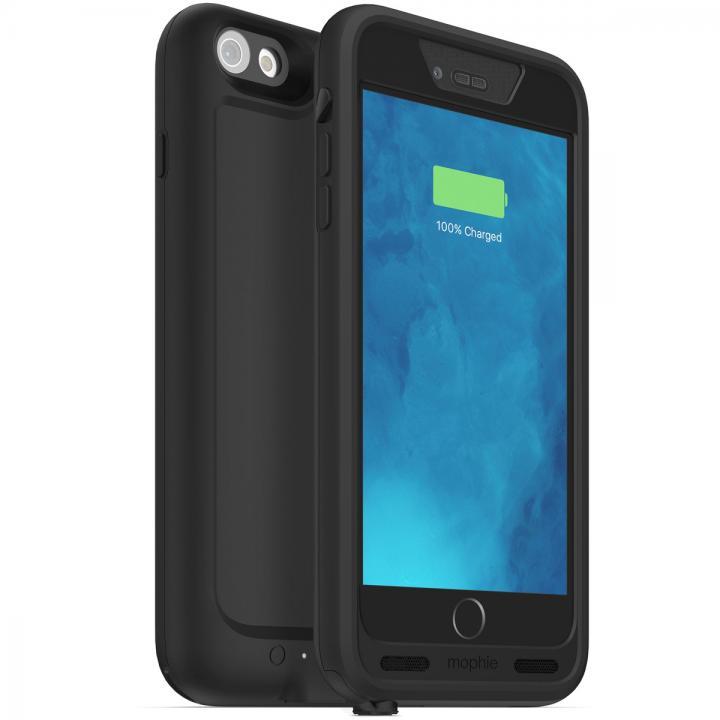 【iPhone6s Plus/6 Plusケース】[2950mAh]防水・耐衝撃バッテリー内蔵ケース mophie H2PRO iPhone 6s Plus/6 Plus_0