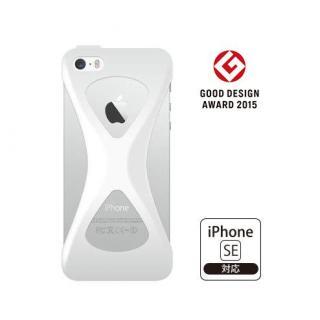 Palmo 落下防止シリコンケース ホワイト iPhone SE/5s/5c/5