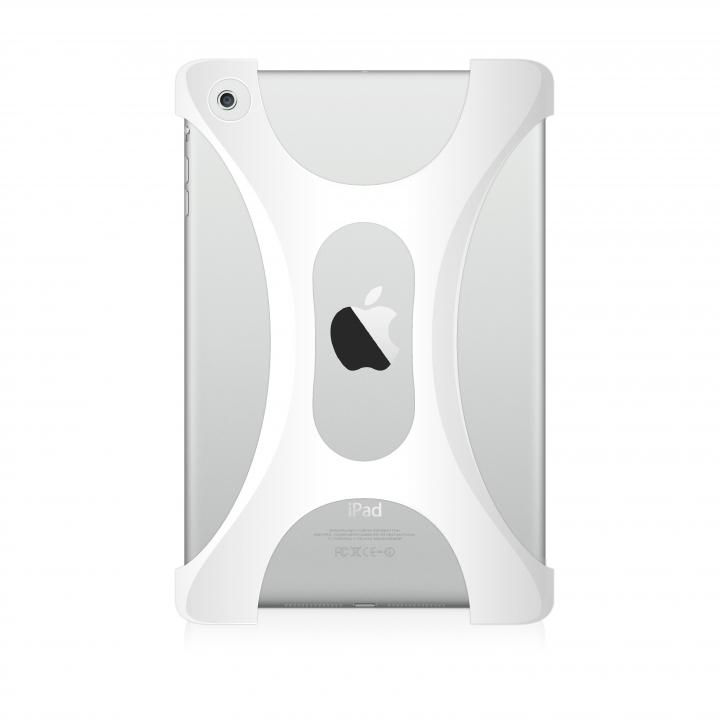 Palmo 落下防止シリコンケース ホワイト iPad mini 1/2/3/4_0