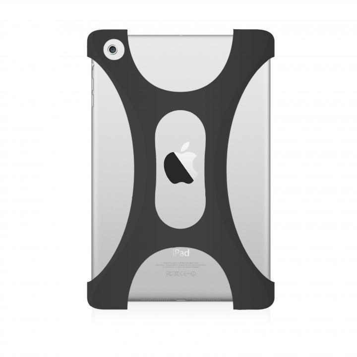 Palmo 落下防止シリコンケース ブラック iPad mini 1/2/3/4_0