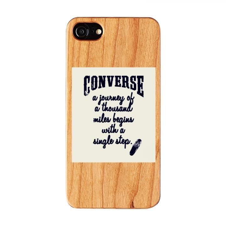 CONVERSE(コンバース) ケース BOXLOGO WH iPhone 8/7/6s/6【5月下旬】