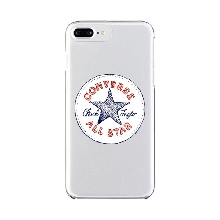 iPhone8 Plus/7 Plus ケース CONVERSE(コンバース) ケース VintageLOGO iPhone 8 Plus/7 Plus【9月上旬】_0