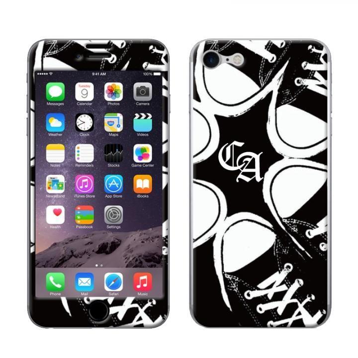 iPhone8/7 ケース CONVERSE(コンバース) スキンシール 2017AWMONOCHRO iPhone 8/7【8月下旬】_0