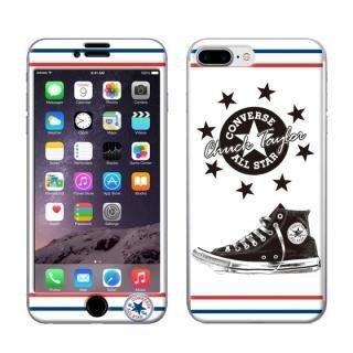 CONVERSE(コンバース) スキンシール STRIPE iPhone 8 Plus/7 Plus【6月上旬】