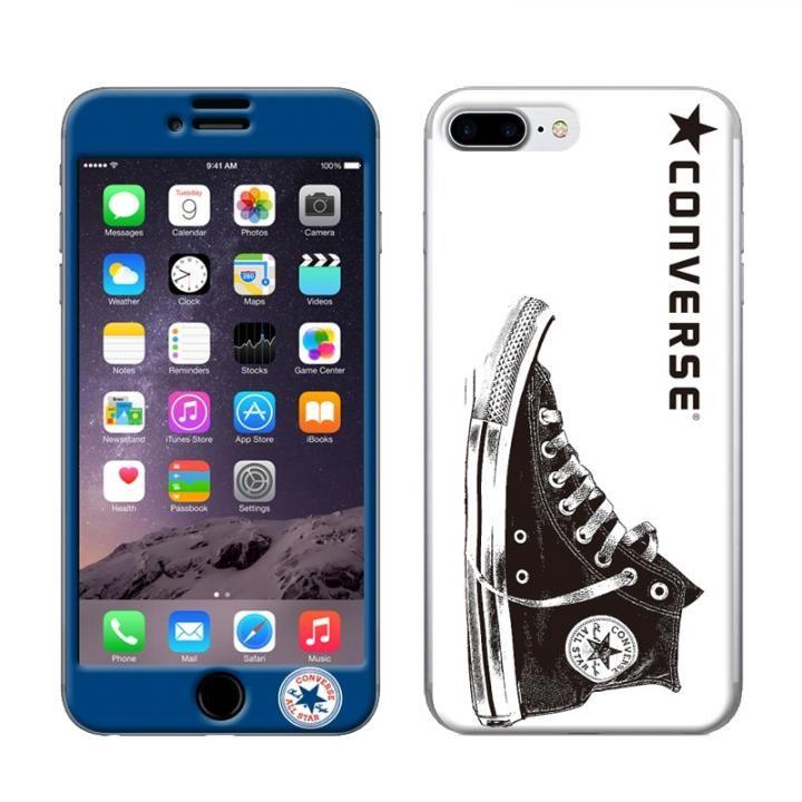 iPhone8 Plus/7 Plus ケース CONVERSE(コンバース) スキンシール Sneaker LOGO iPhone 8 Plus/7 Plus_0