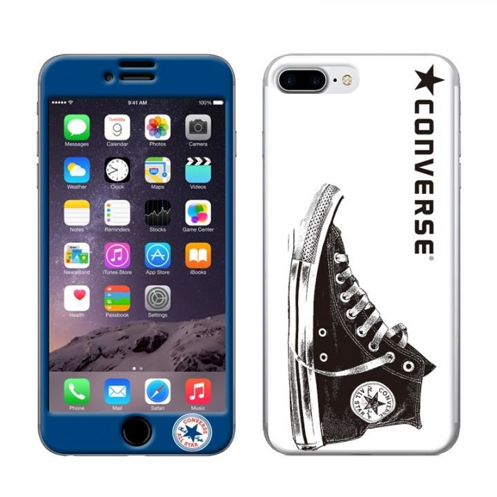 iPhone8 Plus/7 Plus ケース CONVERSE(コンバース) スキンシール Sneaker LOGO iPhone 8 Plus/7 Plus_0