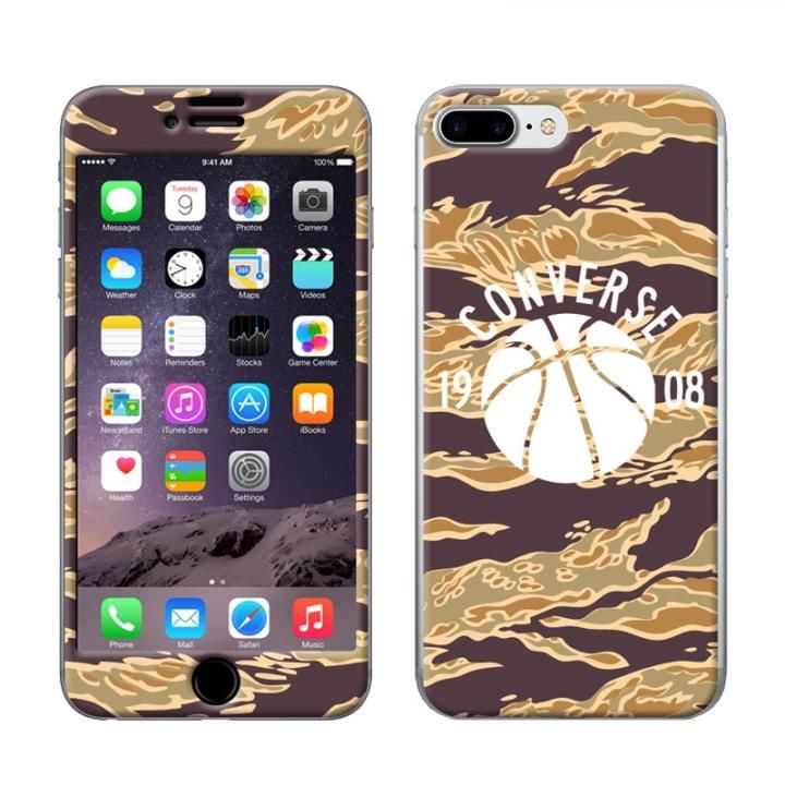 iPhone8 Plus/7 Plus ケース CONVERSE(コンバース) スキンシール 2017AWCAMO iPhone 8 Plus/7 Plus_0