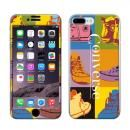 CONVERSE(コンバース) スキンシール 2017AWCOLORFULPOP iPhone 8 Plus/7 Plus