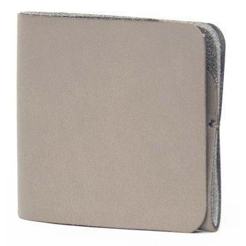 AMARIO AA 二つ折り財布 グレー_0