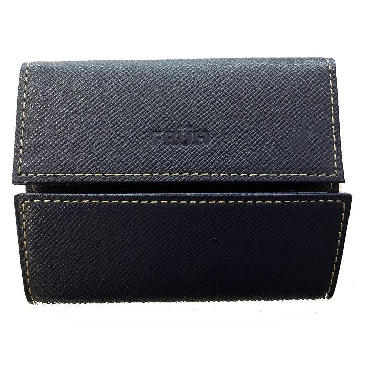 FRUH ミニマム財布 ネイビー_0