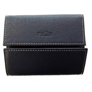 FRUH ミニマム財布 ネイビー