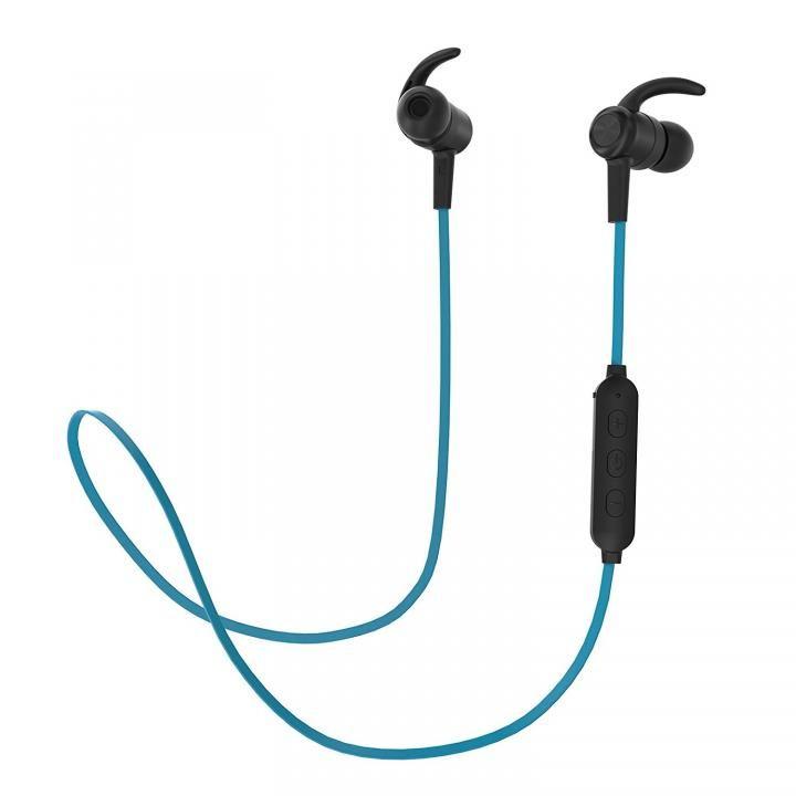 TaoTronics TT-BH026 Bluetoothイヤホン IPX5防滴 ブルー_0