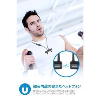 TaoTronics TT-BH026 Bluetoothイヤホン IPX5防滴 ブルー_2
